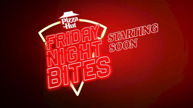 Twitch Rivals NA and Pizza Hut present Friday Night Bites series – Esports Insider
