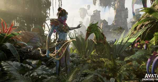 Ubisoft reveals Avatar: Frontiers of Pandora with a new trailer at E3