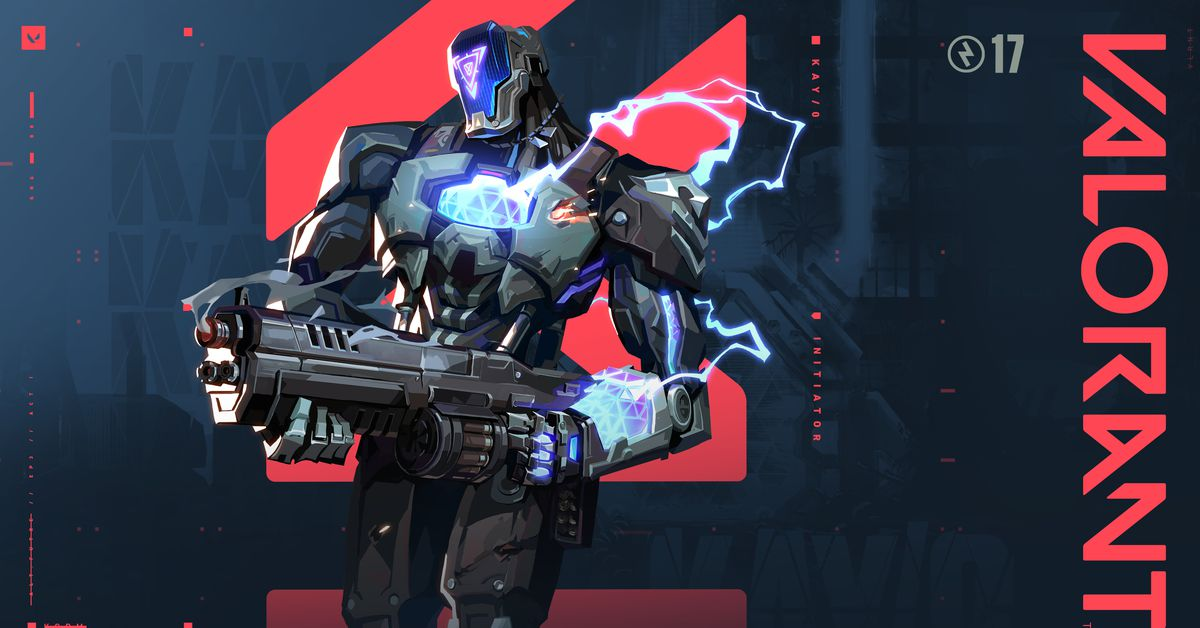 Valorant's new Agent is a robot who can disable enemy abilities