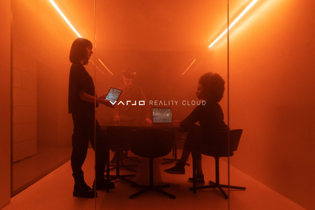 Varjo Reality Cloud Could be the Next Step for Mixed Reality Collaboration