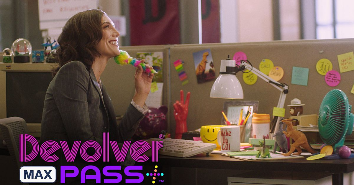 Watch Devolver Digital's not-E3 2021 showcase