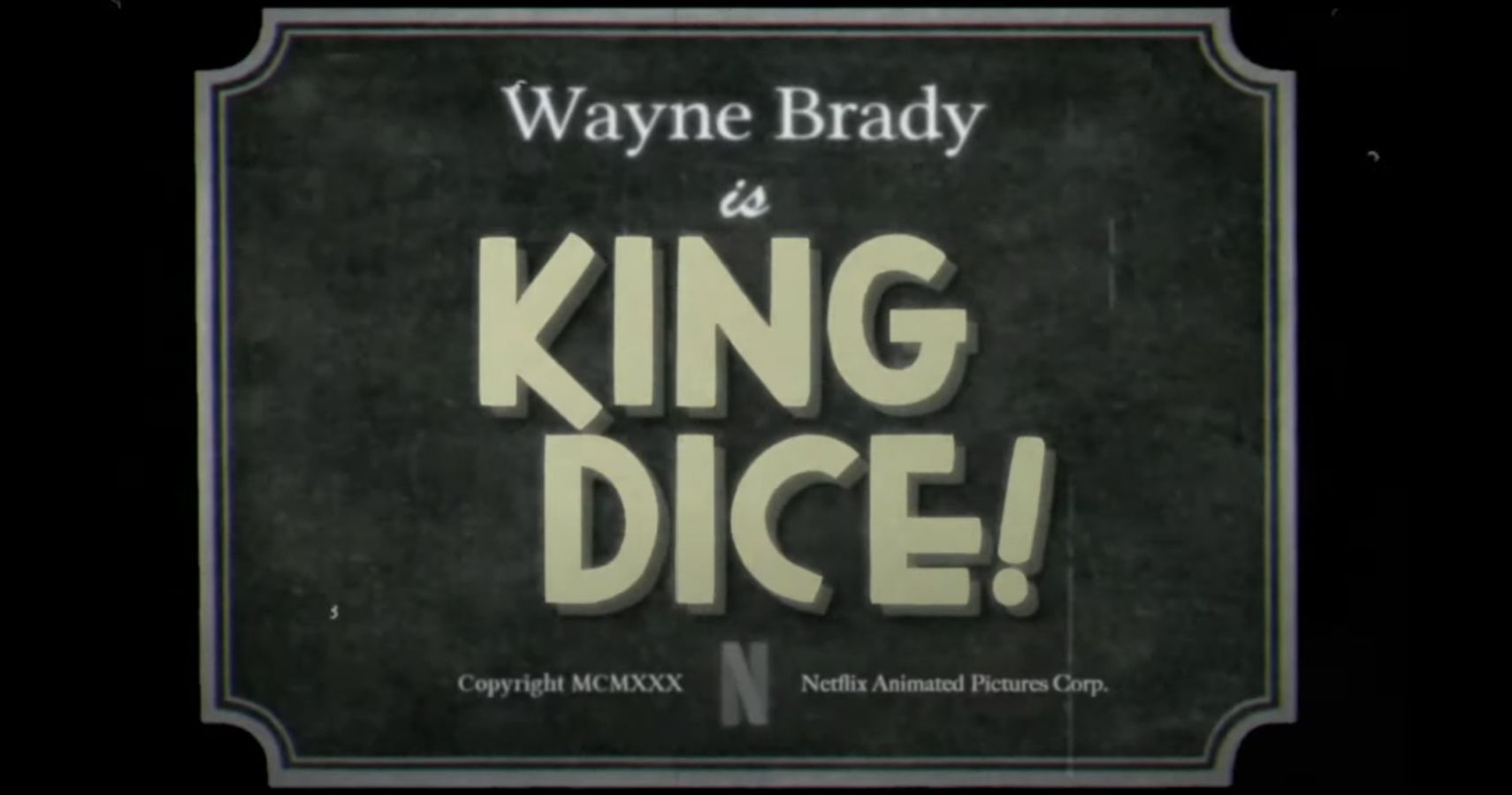 Wayne Brady WIll Play King Dice In Cuphead Animated Series
