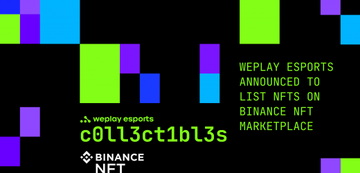 WePlay Esports to launch its first NFTs on Binance – Esports Insider