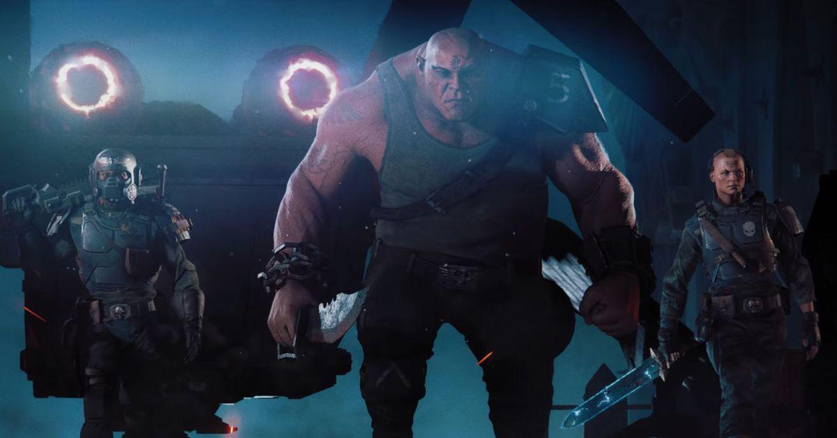 Why Dan Abnett won't let you play a Space Marine in Warhammer 40,000: Darktide