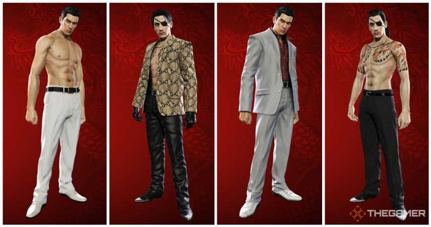 Yakuza 0: How To Change Your Outfit