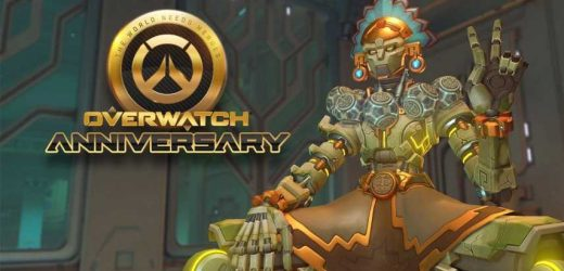 You Can Get Double XP In Overwatch Now Through June 8