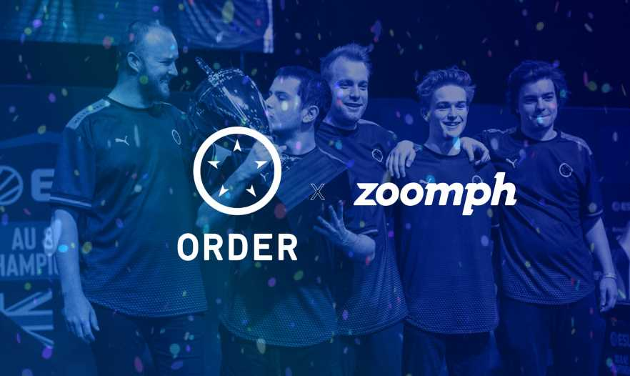 Zoomph Partners With Australian Esports Club ORDER – The Esports Observer