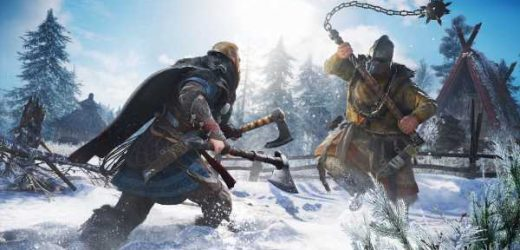 Actually, I'm excited for an Assassin's Creed service game