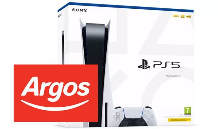 Argos receives 'significant' PS5 shipment ahead of restock 'next week'
