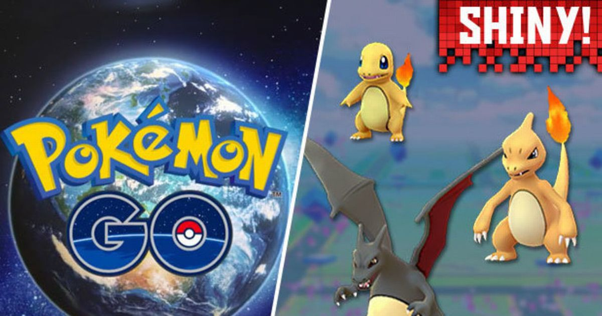 Charmander Shiny in Pokemon GO: How to catch Shiny Charizard with Field Research?