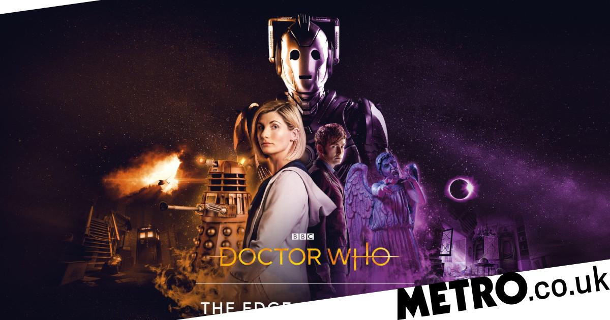 Doctor Who: The Edge Of Reality trailer stars Jodie Whittaker and David Tennant