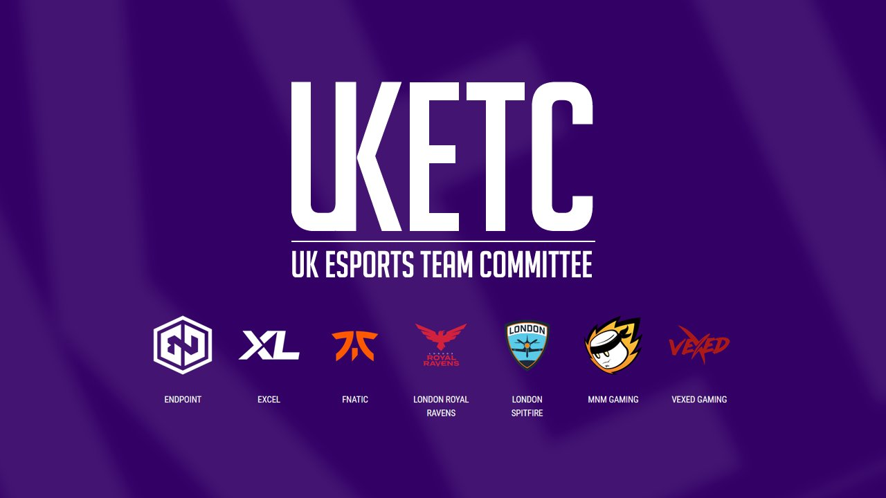 EXCEL, Endpoint, Fnatic, and more officially launch UK esports committee – Esports Insider