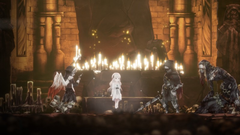 Ender Lilies: Quietus of the Knights Comes To PlayStation Consoles Next Week