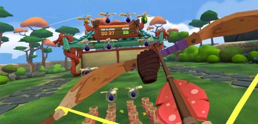 Fruit Ninja VR 2 Is Coming In 2021 With Archery