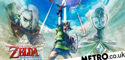 Games Inbox: Is Zelda: Skyward Sword HD worth playing again?