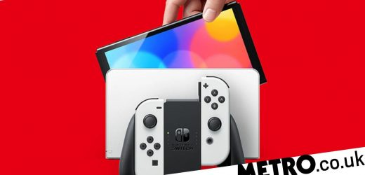 Games Inbox: Is the Nintendo Switch OLED worth it?