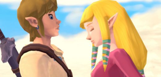 Link is the ideal himbo of video games