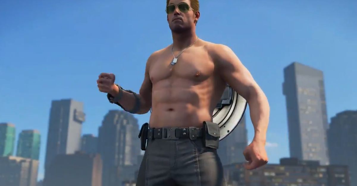 Marvel's Avengers introduces Captain America's abs