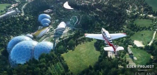 Microsoft Flight Sim's Performance Patch Works, VR Struggles
