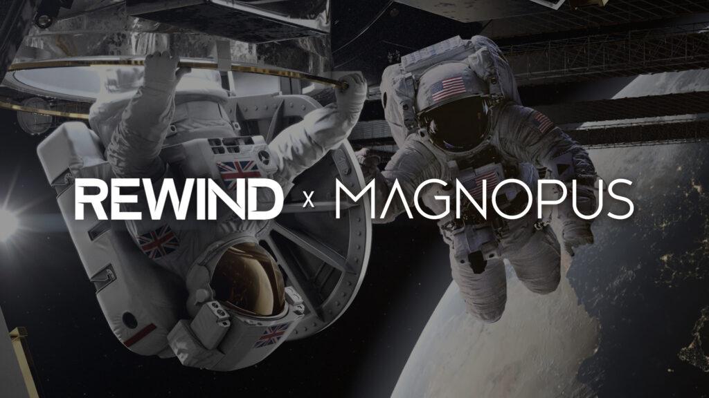 Mission:ISS' Magnopus Acquires XR Design Studio REWIND