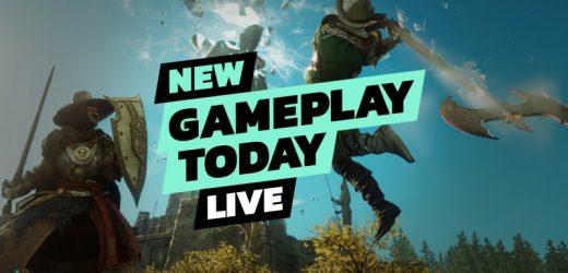 New World Beta – Game Informer Live