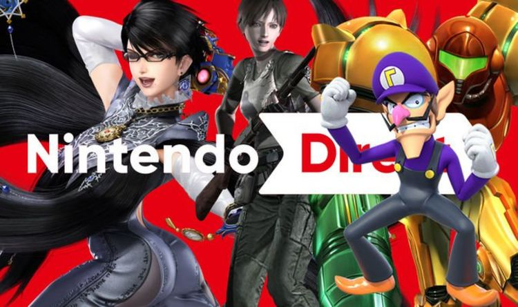 Nintendo Direct in September: Final Smash DLC fighter, Bayonetta 3, Metroid, Resident Evil