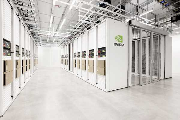 Nvidia launches $100M supercomputer for U.K. health research