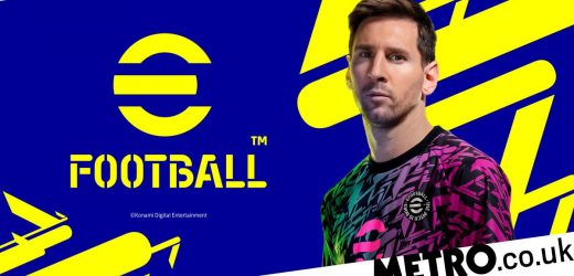 PES is dead as Konami announce free-to-play eFootball