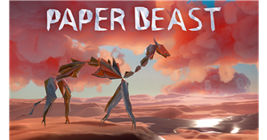 Paper Beast Review: A one of a kind PSVR journey