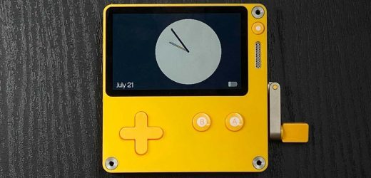 Playdate is a throwback to the golden days of Game Boy