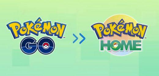 Pokémon Go guide: How to transfer to Pokémon Home