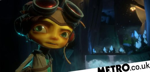 Psychonauts 2 hands-on preview and interview – Xbox mind games