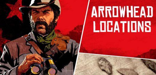 Read Dead Online Arrowhead Locations: All Madam Nazar Arrowhead collectibles