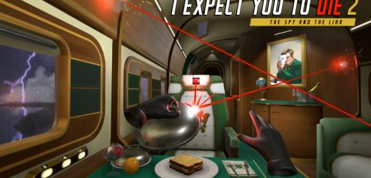 Save the World Again When I Expect You To Die 2 Arrives in August