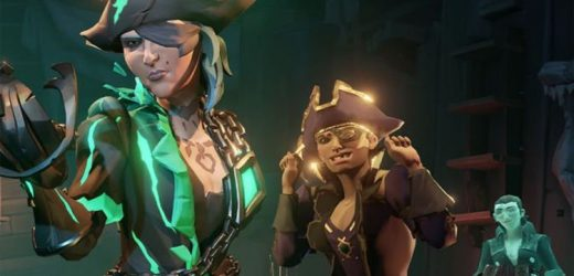 Sea of Thieves server downtime, UPDATE patch notes on Xbox Series X and Xbox One