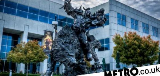State of California sues Activision Blizzard over 'frat boy' workplace culture