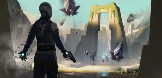 Stride Developer Unveils Roguelite FPS Outlier for PC VR