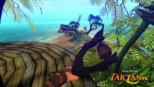 Tarzan VR Review: Lord Of The Fumble
