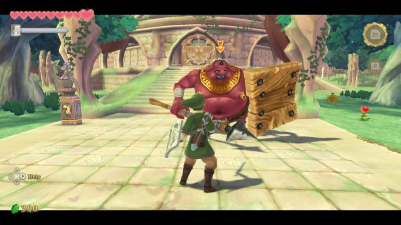 The Legend of Zelda: Skyward Sword HD Review – A Diamond Buried In The Rough