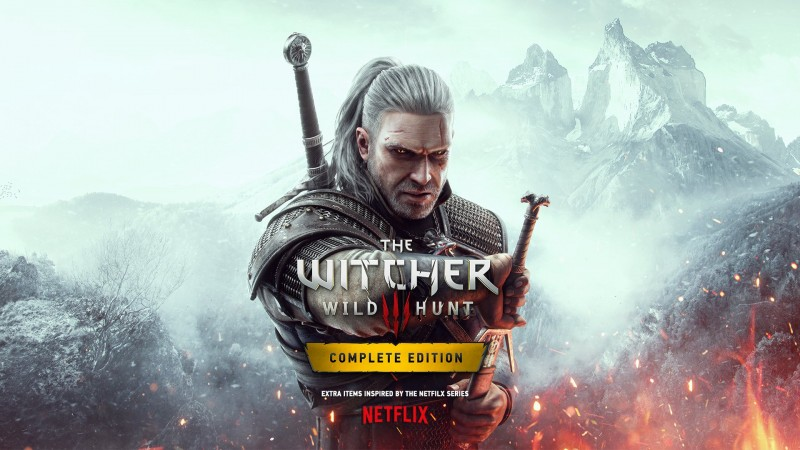 The Witcher 3 Is Getting DLC Inspired By The Netflix TV Series With Its PS5, Xbox Series X Update