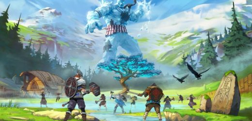 Tribes of Midgard Preview – Chilling In The Endless Winter