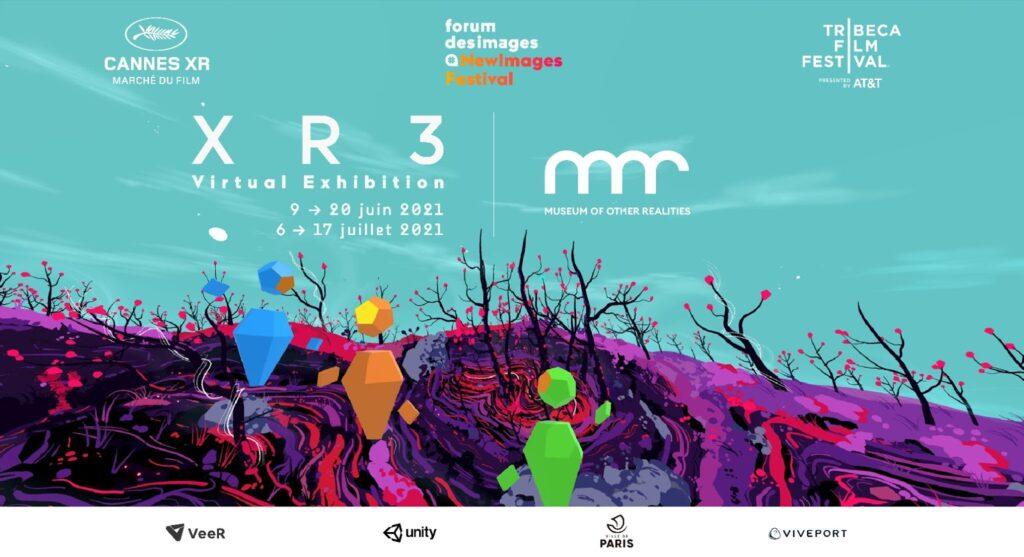 Virtual Film Festival XR3 Returns Tomorrow