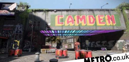 Watch Dogs: Legion Camden Town real world comparison – Reader's Feature