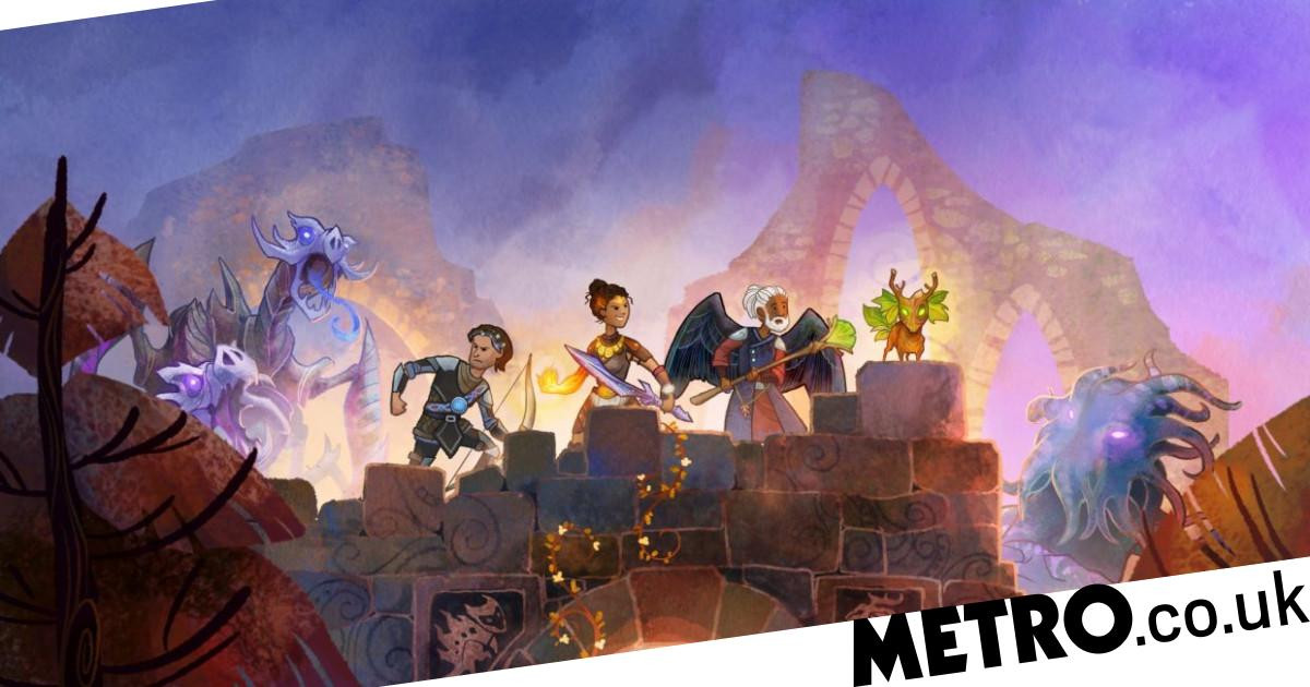 Wildermyth review – a legend in the making
