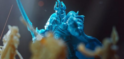 World of Warcraft: Wrath Of The Lich King Board Game Ready To Break Out