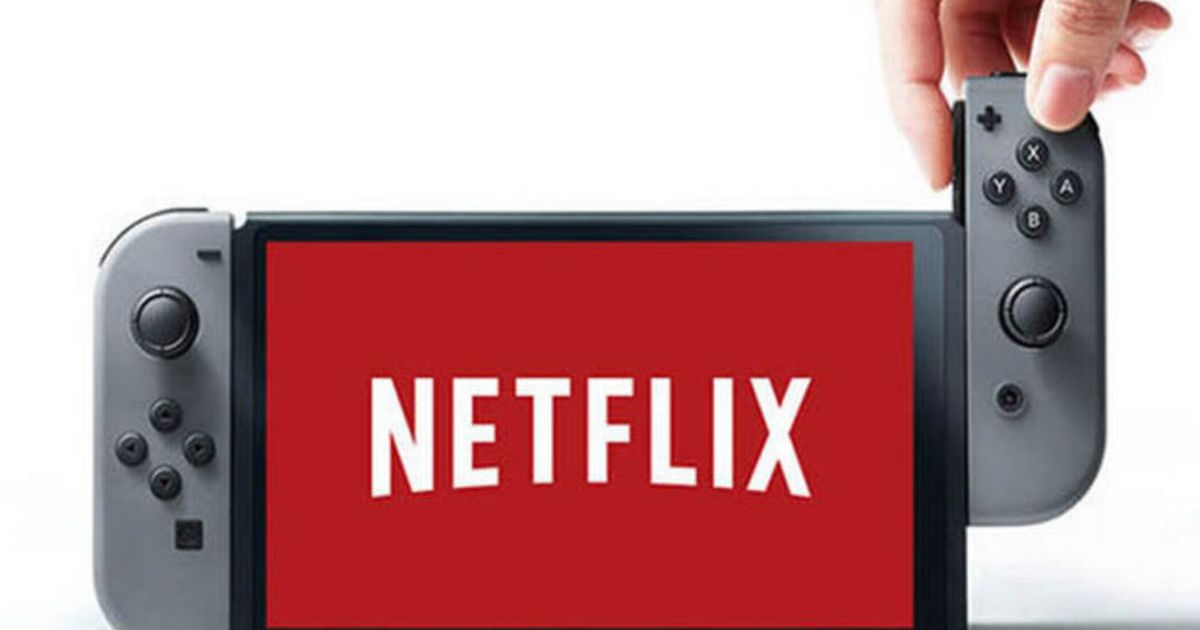 You can watch Netflix on Nintendo Switch, but there's a catch