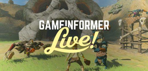 Zelda: Breath Of The Wild Master Mode – Game Informer Live