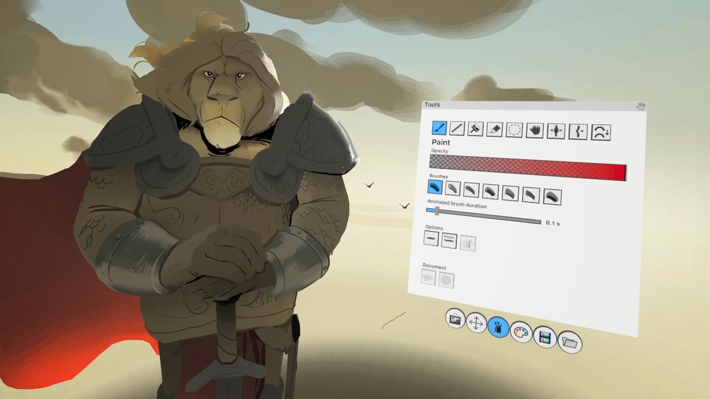 12 Tools for VR Painting, Modeling, Animation, and More – Road to VR