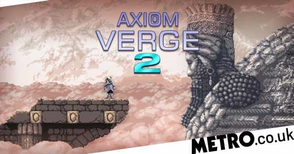 Axiom Verge 2 review – a link to the past of two worlds