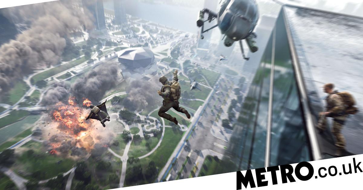 Battlefield 2042 technical alpha gameplay video leaks online